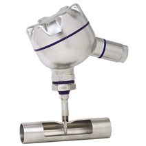 New thermowell: Self-draining in any mounting position