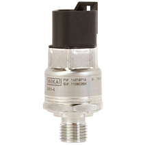 Electrical connection Deutsch connector DT04-3P, 3-pin