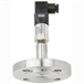 High-quality pressure sensor with mounted diaphragm seal